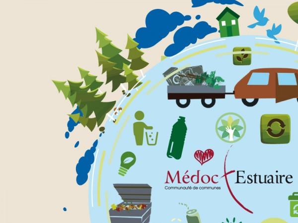 <span>Communauté de Communes Médoc Estuaire</span><i>→</i>